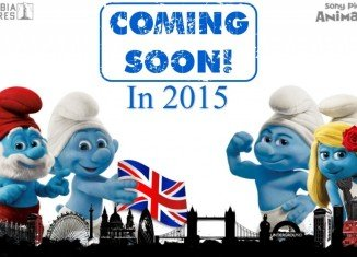 Smurfs 3 will be a wholly computer-animated affair