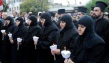 The Greek Orthodox nuns were kidnapped in the Christian town of Maaloula in December