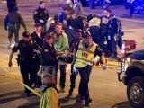 Two people are dead after a drunk driver crashed through barricades set up for the SXSW festival in Austin