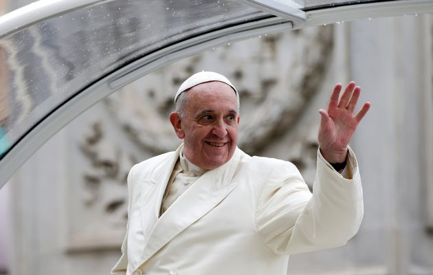 Vatican is celebrating Pope Francis' first year in office