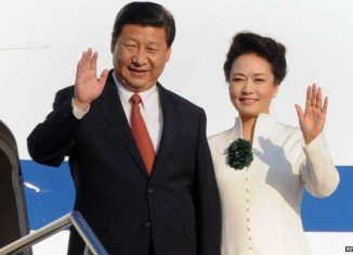 Xi Jinping will arrive in the Netherlands later today for his first trip to Europe as China's president