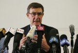 Air Chief Marshal Angus Houston said that the search for the missing Malaysia Airlines plane could take weeks