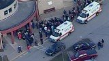 At least 20 students have been injured in a mass stabbing at Franklin Regional High School in Murrysville