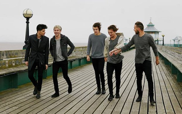 Australian production company Oh Yeah Wow claims One Direction's You & I clip is copied from a video it shot for Clubfeet's Everything You Wanted
