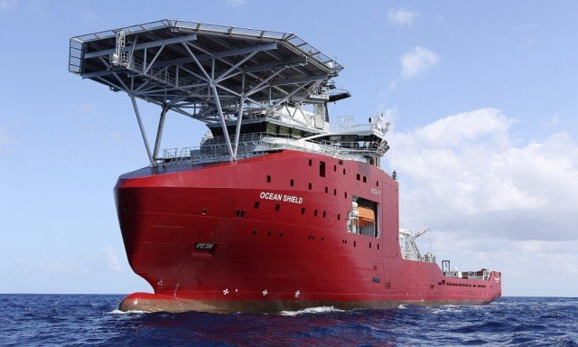 "Australian vessel Ocean Shield searching for the missing Malaysia Airlines plane has reacquired signals that could be consistent with ""black box"" flight recorders"