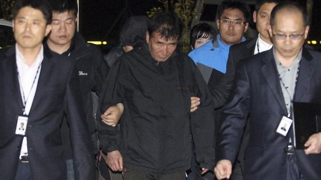 Captain Lee Joon-seok faced charges including negligence of duty and violation of maritime law