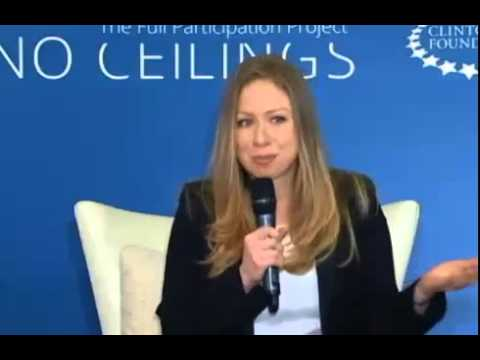 Chelsea Clinton revealed that her due date is sometime this fall