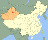 China's Urumqi railway station in western Xinjiang region has been hit by an explosion, injuring a number of people