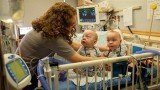 Conjoined twins Owen and Emmett Ezell were separated at Medical City Children's Hospital in Dallas in August 2013
