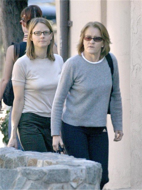 Cydney Bernard and Jodie Foster broke up in 2008