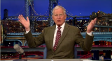 David Letterman announced his plans to step down next year during Thursday night's show