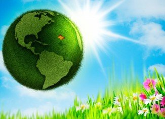 Earth Day is celebrated annually on April 22 with worldwide events to demonstrate support for environmental protection
