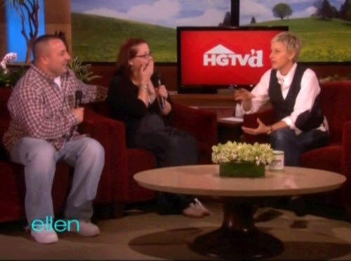 Ellen DeGeneres is joining HGTV with a six-episode competition series