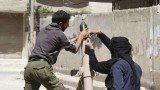 Four mortar shells struck the mainly Shia Shaghour neighborhood of Damascus