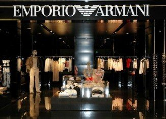 Giorgio Armani fashion house has paid 270 million euros to the Italian authorities to settle a tax bill