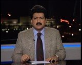 Hamid Mir is one of Pakistan's best known television presenters