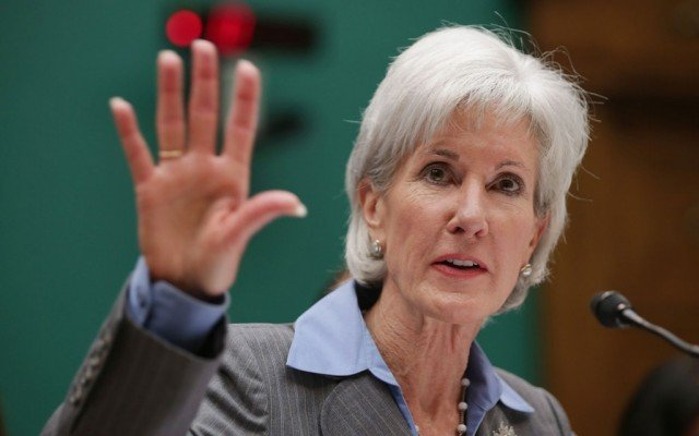 Health Secretary Kathleen Sebelius is resigning amid problematic launch of President Barack Obama's healthcare law