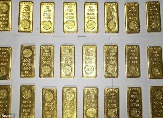 Indians traditionally hoard gold in the belief it