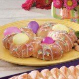 Italian Easter Bread Ring