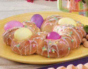 Italian Easter Bread Ring