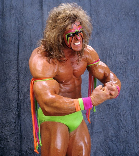 James Brian Hellwig officially changed his name to The Ultimate Warrior in 1993