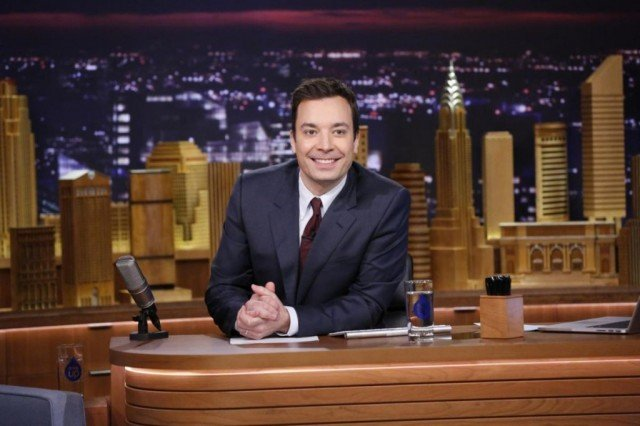 Jimmy Fallon is said to have joined a group of friends and colleagues for a post-work outing at Manhattan bar Niagara when a brawl broke out among other patrons.