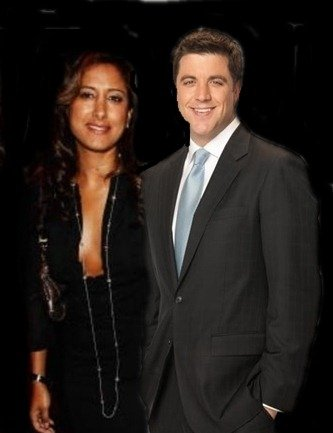 Josh Elliott is divorced from Priya Narang, the mother of his 4-year-old daughter Sarina