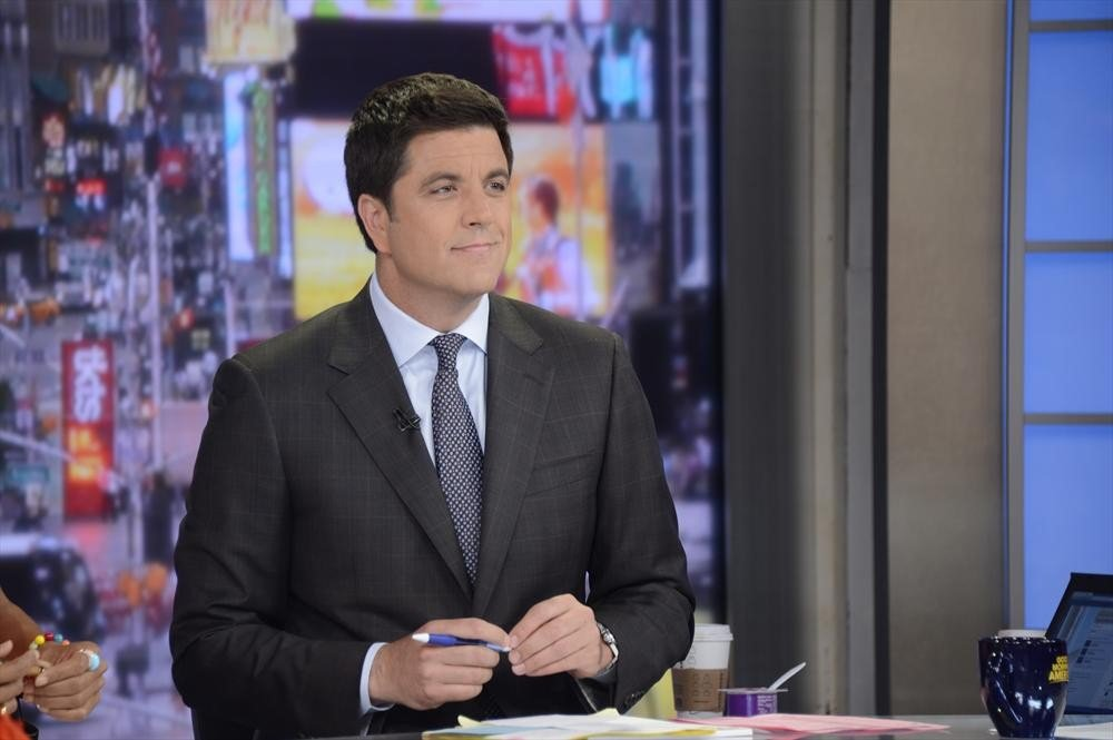 Good Morning America Jobs : Josh elliot takes pay cut after leaving gma for nbc sports