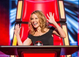 Kylie Minogue has confirmed she will quit The Voice UK after one series
