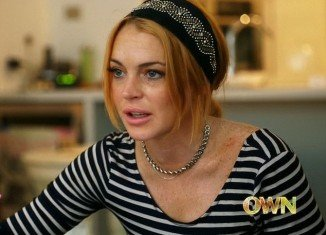 Lindsay Lohan confessed she relapsed by indulging in some wine since leaving rehab