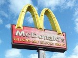 McDonald's has reported a fall in profits for 2014 Q1 after sales in its US restaurants fell by more than expected