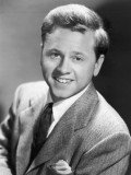 Mickey Rooney began his career aged 18 months in his parents' vaudeville act, Yule and Carter, and never really retired