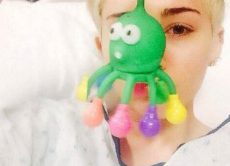 Miley Cyrus was admitted to a Kansas City medical facility and diagnosed with an allergic reaction to antibiotics