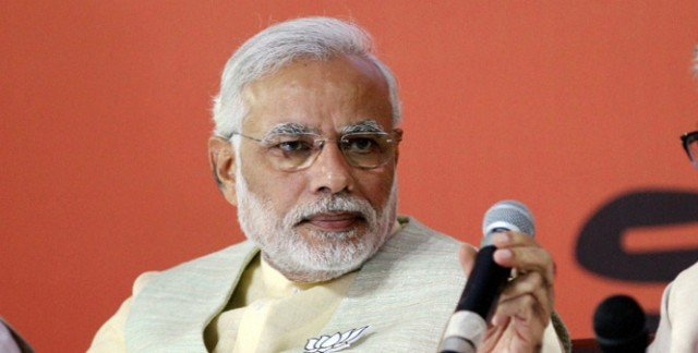 Narendra Modi has for the first time publicly admitted that he is married