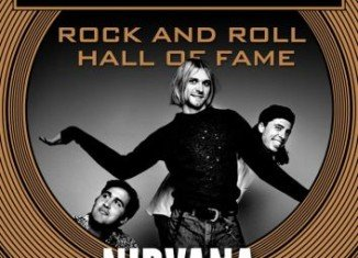 Nirvana received their place in the Hall of Fame in their first year of eligibility