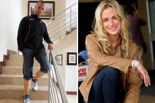 Oscar Pistorius has described the moment he fired the shots which killed his girlfriend Reeva Steenkamp in his home in Pretoria