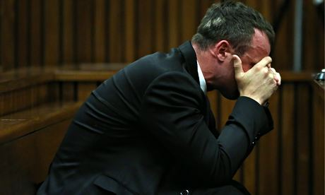 "Oscar Pistorius has said he was ""besotted"" with his girlfriend Reeva Steenkamp, as he gave evidence at his murder trial"