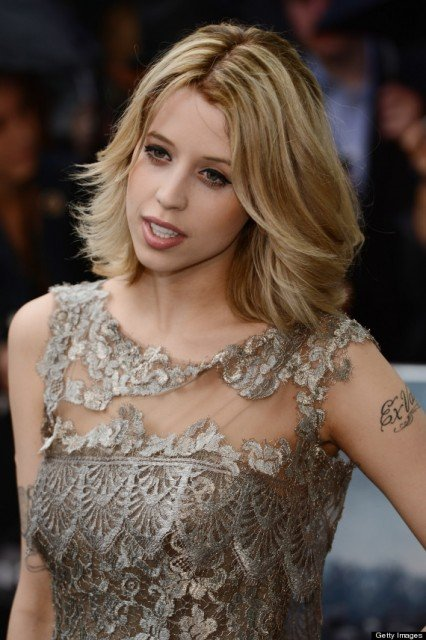 Peaches Geldof funeral takes place at the same church where she married