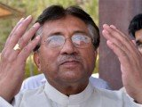 Pervez Musharraf was being transported from a military hospital to his farm house on the outskirts of Islamabad at the time of the attack