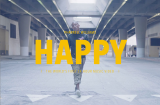 Pharrell Williams' Happy video was released last November and became an immediate sensation with over 150 million views on YouTube