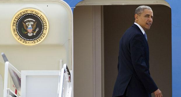 President Barack Obama arrives in Japan on Wednesday ahead of stops in three other Asian nations photo