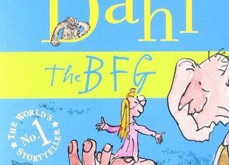 Roald Dahl considered The BFG one of his favorite books