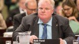 Rob Ford, who is seeking re-election in October, has been stripped of many of his powers after admitting using and purchasing illegal drugs while mayor