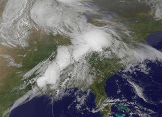 Severe weather is threatening the eastern states, after two days of powerful storms killed up to 34 people
