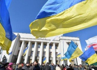 The IMF has approved a $17.1 billion bailout for Ukraine to help the country's beleaguered economy