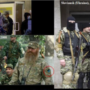 Photos show Russian soldiers among militants holding official buildings in eastern Ukraine