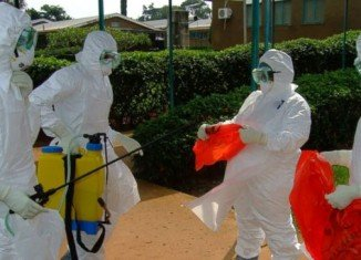 The number of deaths from the Ebola virus in Guinea has passed 100