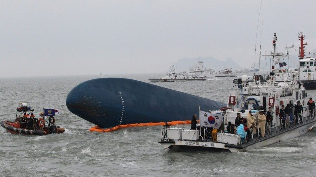 The third officer was at the helm of Sewol ferry that capsized off South Korea coast