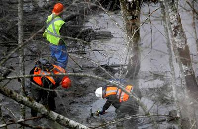 There are 39 victims recovered from the March 22 slide that swept through the community of Oso in Washington state
