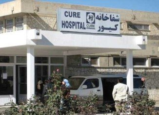 Three Americans have been killed at a children hospital in Kabul run by US charity CURE